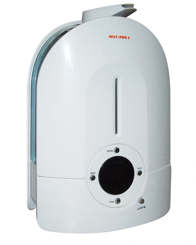 humidificateur pro mist 5 thermo hygrometre digital hygrostat digital 5ltr winflexventilation. Black Bedroom Furniture Sets. Home Design Ideas